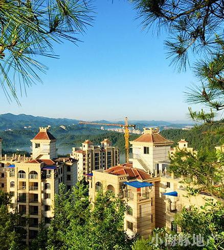重庆附近避暑房楼盘